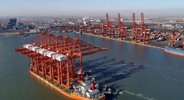 海關總署:今年前5個月我國外貿進出口同比增長4.1%