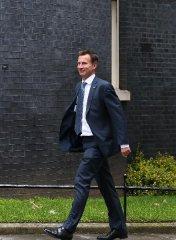 """英國外交大臣:歐盟可能願重談""""脫歐""""協議"""