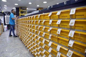隨著貿易戰的持續,中國購買越來越多的黃金