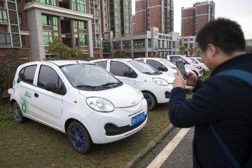 押金难退、用户体验差,共享汽车驶向何方?