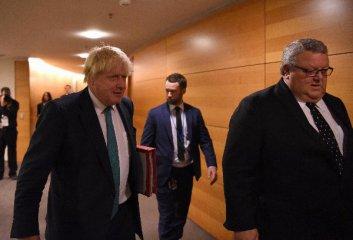 英首相之争十人入选 热门人选约翰逊遭围攻
