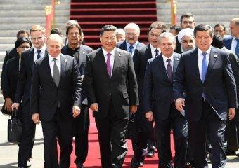 中国中亚合作之花必将开得更鲜艳