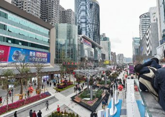 廣東前5月消費活力持續增強