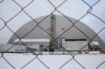切爾諾貝利核電站新掩體正式投入使用