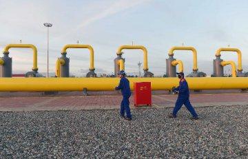 中亞中緬天然氣管道累計向國內輸氣3000億立方米