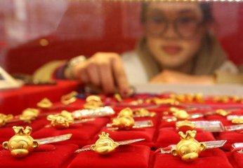 黃金產銷均創佳績 中國黃金上半年營收近476億元