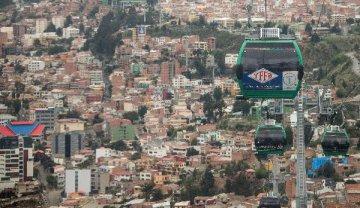 中国承建玻利维亚圣波公路正式启用