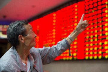 三大股指集体高开 科创板两新股平均高开235%