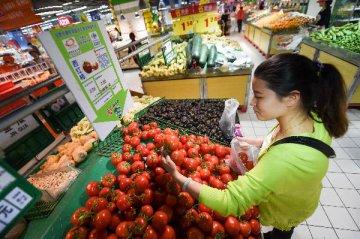國家發改委:水果、蔬菜價格將回落 物價水準有望保持平穩