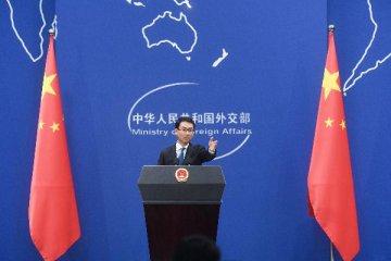 外交部:中方将对参与售台武器的美国公司实施制裁