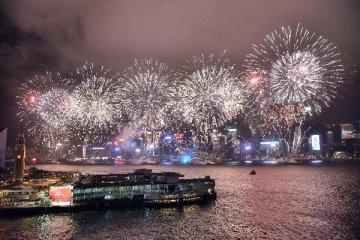 2019年香港國慶煙花匯演取消