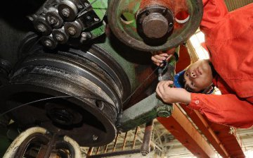 国家统计局:9月制造业PMI为49.8% 环比回升0.3个百分点