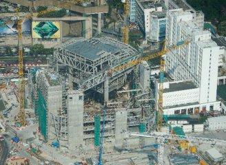 香港特区政府增资百亿港元加强楼宇修复资助计划