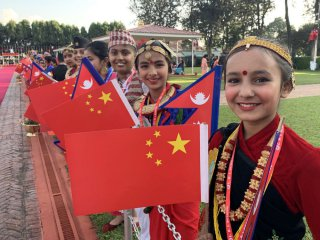 """習主席的這次歷史性訪問,為中國的""""朋友圈""""又增添了一個""""戰略合作夥伴"""""""