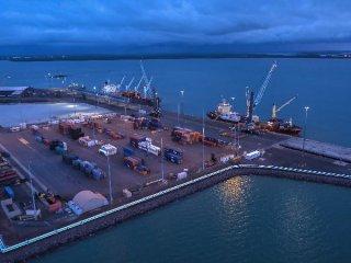 """綜述:澳大利亞達爾文港期待""""一帶一路""""發展機遇"""