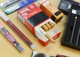 中国两部门通告:不得通过互联网销售电子烟