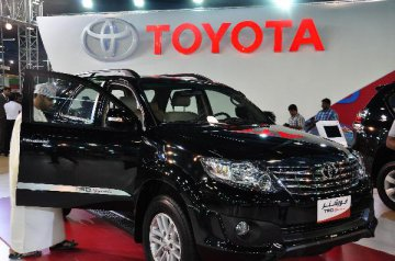 豐田汽車集團銷售額和純利潤創新高
