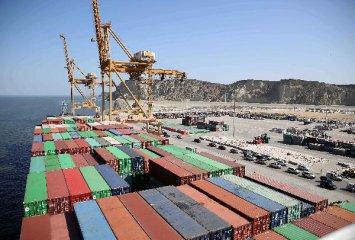"""通讯:孕育""""黄色沙画""""上的""""绿色明珠""""--记巴基斯坦瓜达尔港绿色产业发展"""