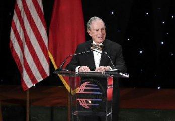 纽约市前市长布隆伯格宣布竞选美国总统