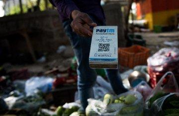 印度移动支付企业Paytm获新一轮融资