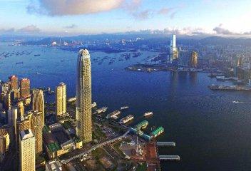 香港私楼楼价指数五连跌
