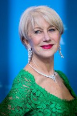 第70届柏林国际电影节终身成就奖将授予英国演员海伦·米伦