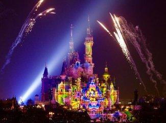 """上海迪士尼樂園""""瘋狂動物城""""園區啟動施工"""