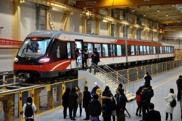 中國高速磁懸浮列車研究取得突破性進展