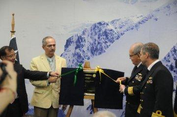 中企承建的巴西南极科考站举行落成典礼