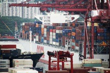 香港4月货物贸易出口额同比跌3.7% 进口额跌6.7%