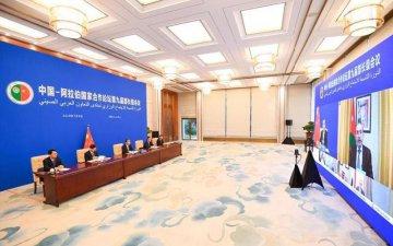 王毅谈中阿合作论坛第九届部长级会议三大成果