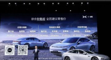小鵬汽車紐交所上市 中國三大造車新勢力集結美股市場