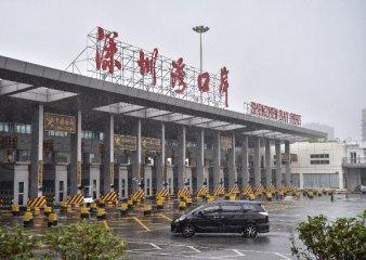 深圳灣口岸將於10日起提供24小時貨物清關服務