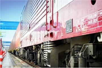 Dachser首趟西行列車從中國蘇州直達德國路德維希港