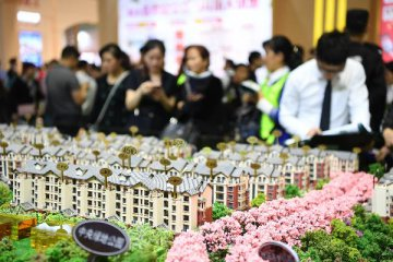 1月份中國一二三線城市房價環比漲幅有所擴大