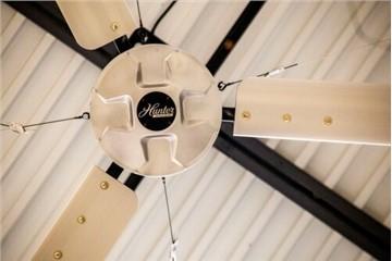 Hunter首次在馬來西亞推出工業用風扇產品