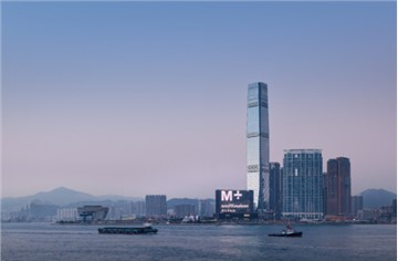 M+ 博物館大樓竣工 亞洲首間全球當代視覺文化博物館 預計2021年年底於香港開幕