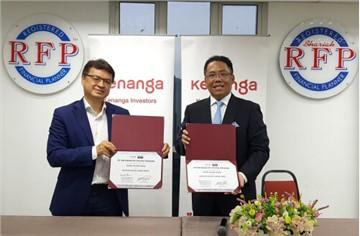 肯纳格投资与MFPC协力推介财务规划课程