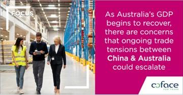 科法斯报告关于中澳贸易关系的看法